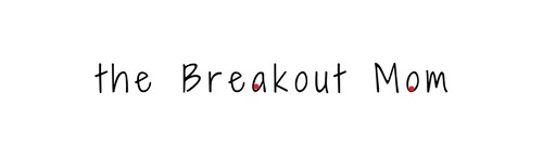 the Breakout MOM Logo